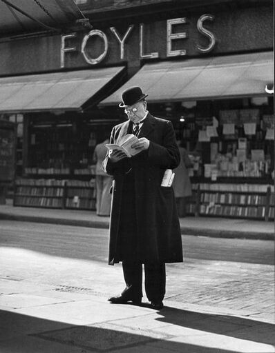 Wolfgang Suschitzky, 'Foyles, Charing Cross Road, London', 1937