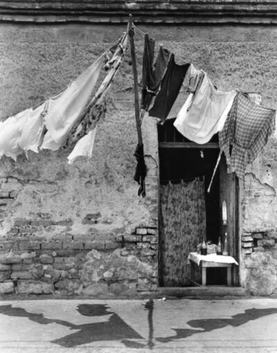 Rodrigo Moya, 'Fantasmas, Ciudad de México', 1961