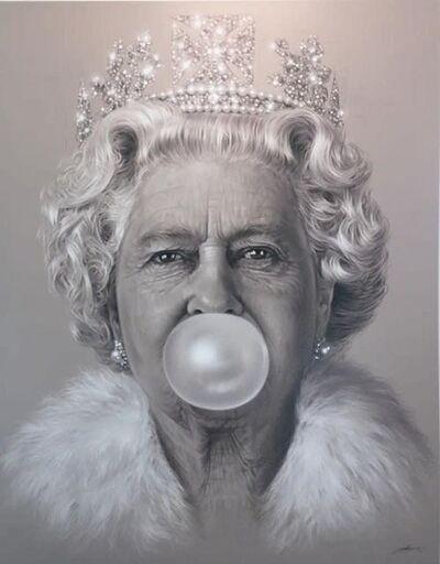 Michael Moebius, 'The Queen Elizabeth Bubblegum - Aluminum', 2020