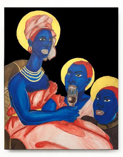 Amani Tamba, 'La sagesse est reine', 2019