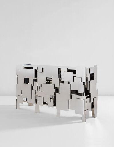 "Mattia Bonetti, '""Strata"" cabinet', 2004"