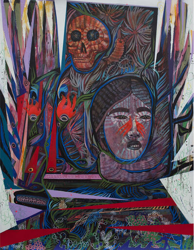 JON TODD, 'Death / Devil / Fool 2', 2017