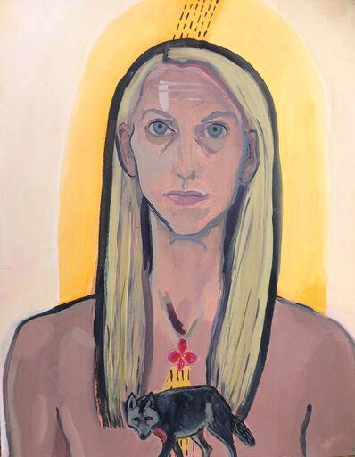 Suzy O'Mullane, 'Coyote Heart', 2016