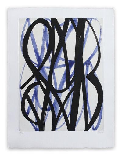 Alain Clément, '13F6G-2013 (Abstract print)', 2013