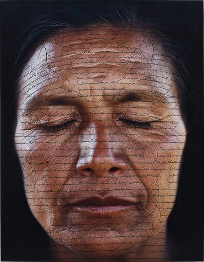 Shirin Neshat, 'Tooba Series', 2002