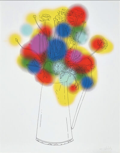 Nicolas Party, 'Flowers with a few Colours', 2013