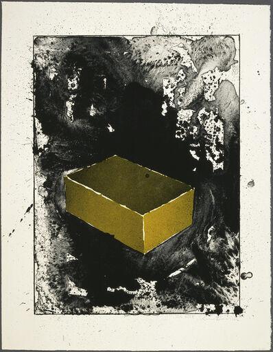 Ronald Davis, 'Yellow Brick', 1983
