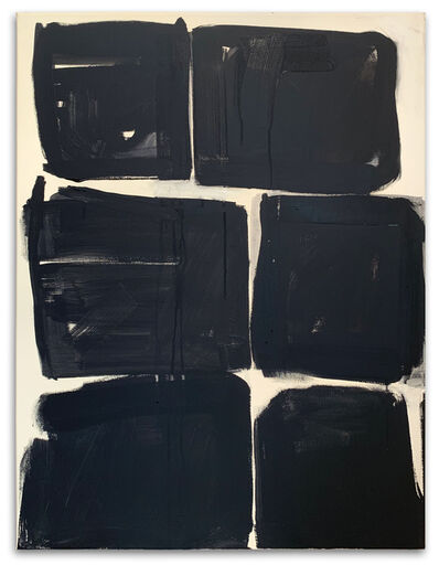 Yvonne Robert, 'Black Stack 01', 2019