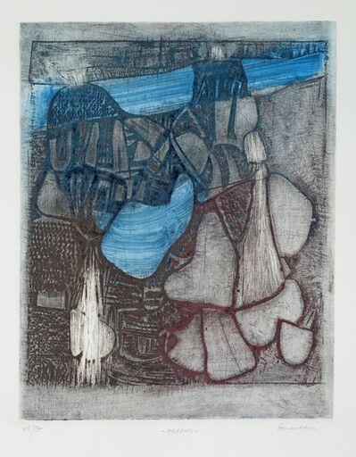 Abdallah Benanteur, 'Les Errantes', 1967