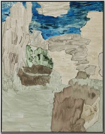 Andreas Eriksson, 'Plain', 2017