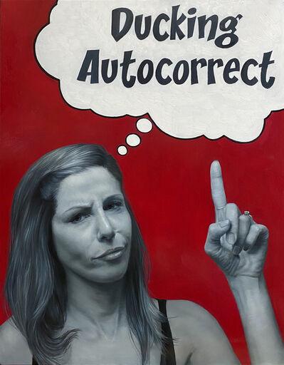Shana Levenson, 'Ducking Autocorrect', 2020