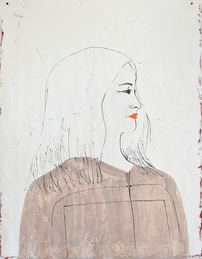 Clare E. Rojas, 'Untitled (CR1804)', 2018