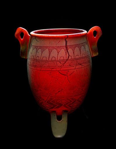 William Morris, 'Engraved Urn', 2003