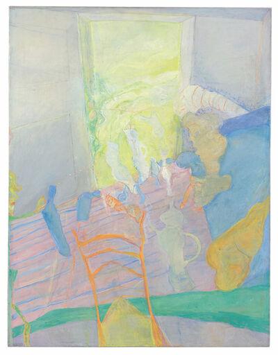 Rudi Tröger, 'Ohne Titel (figürlich, Innenraum) | Untitled (figurative, interior)', 1968