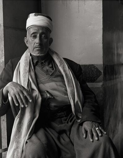 Kurt Markus, 'Al Grady Yahia Al Padahy, Al Taweila, Yemen', 1997