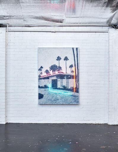 Tom Adair, 'Palm Garden', 2019