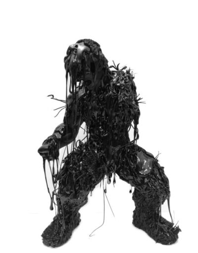 Marvin Toure, 'BIG CRY  (Black Bile Series)', 2019 -2020