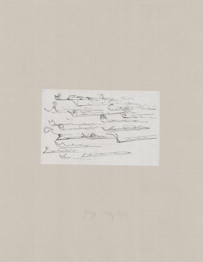 Joseph Beuys, 'Zirkulationszeit: Urschlitten II', 1980-1990
