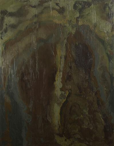 José Yaque, 'Subducción II', 2014
