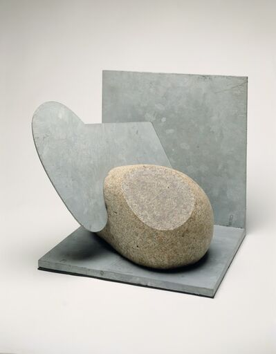 Isamu Noguchi, 'Pierced Stone'