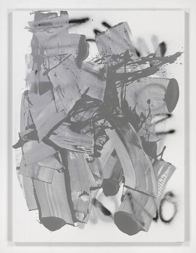 Stefan Brüggemann, 'Puddle Painting', 2016