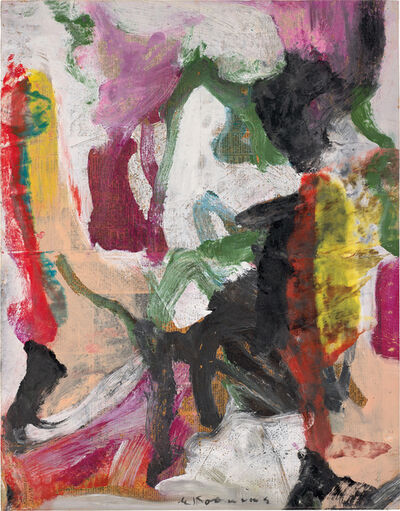 Willem de Kooning, 'Untitled', 1976