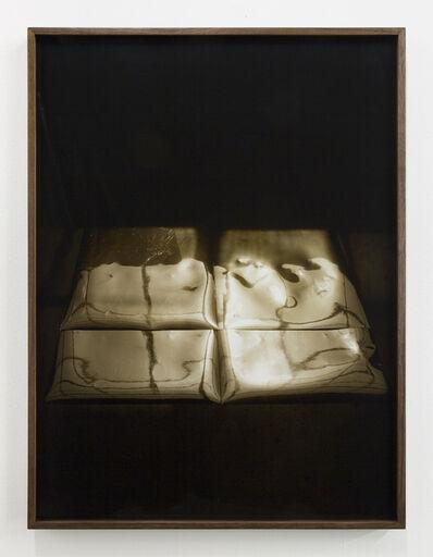 Melanie Schiff, 'Gold Pane', 2018