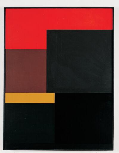 Aurelie Nemours, 'le navire argo', 1957