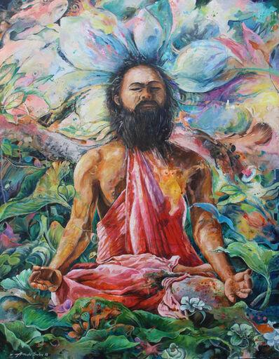 Andi Sules, 'Meditation #2', 2016
