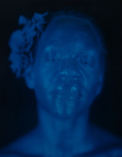 Lyle Ashton Harris, 'Heartache in Blue', 2021