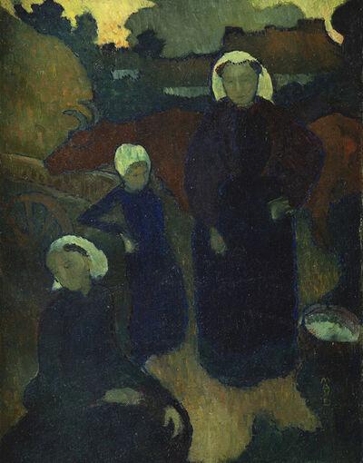 Maurice Denis, 'Les Bretonnes', ca. 1890