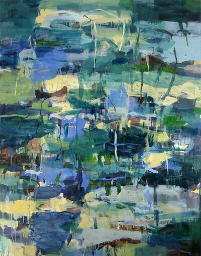 Karl Pilato, 'Emerald Pool'