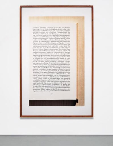 Andreas Gursky, 'Untitled XII (Musil I)', 1999