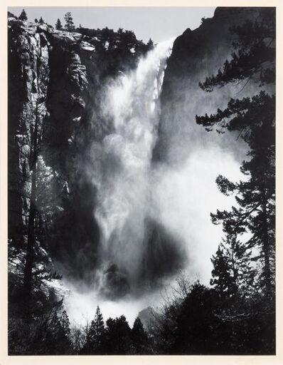Ansel Adams, 'Bridal Veil Falls', 1927
