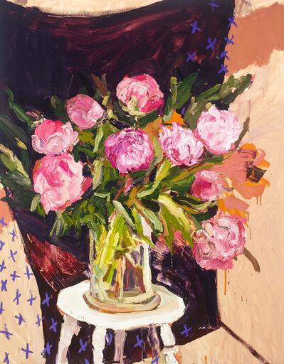 Laura Jones, 'Tall Peonies', 2015