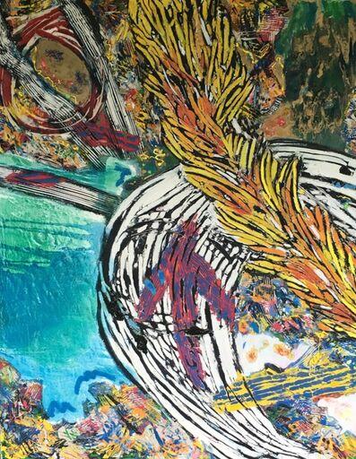 Marjorie Strider, 'Abstraction', ca. 1991