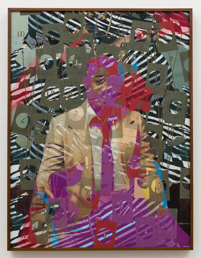 Jibade-Khalil Huffman, 'Figure', 2019