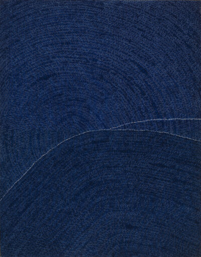 Kim Whanki, 'Heaven and Earth 24-IX-73 #320', 1973