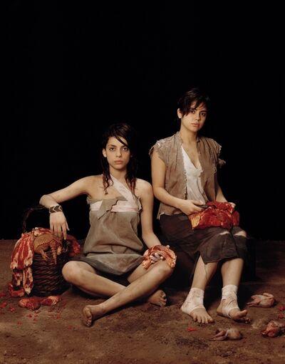 Res & Constanza Piaggio, 'Carne', 2006