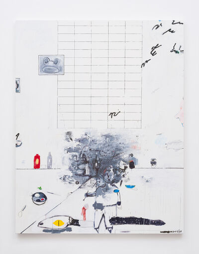 Brian Harte, 'Bathroom, pt 2', 2018