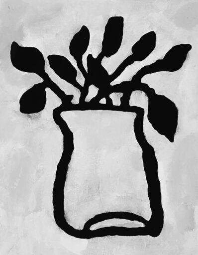 Donald Baechler, 'Botanical Study #2', 2020
