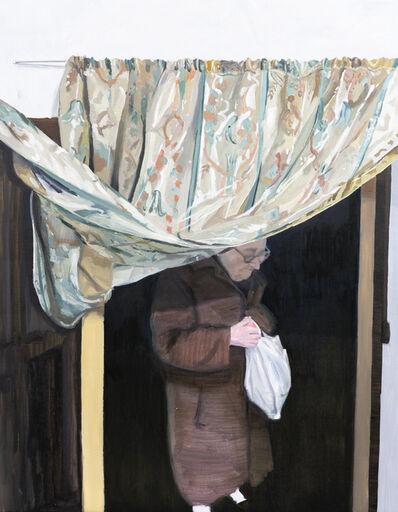 """Virginia Bersabe, '"""" Cortina en la noche """"', 2018"""