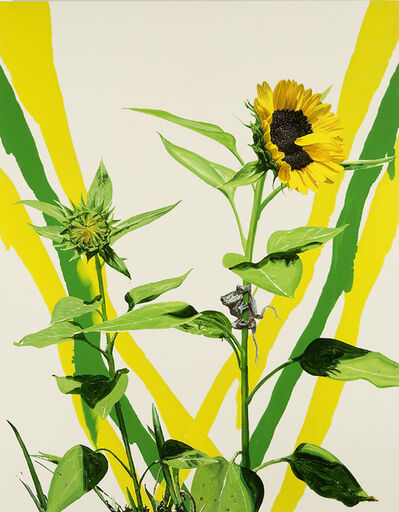 Alexis Rockman, 'Sunflowers', 2009