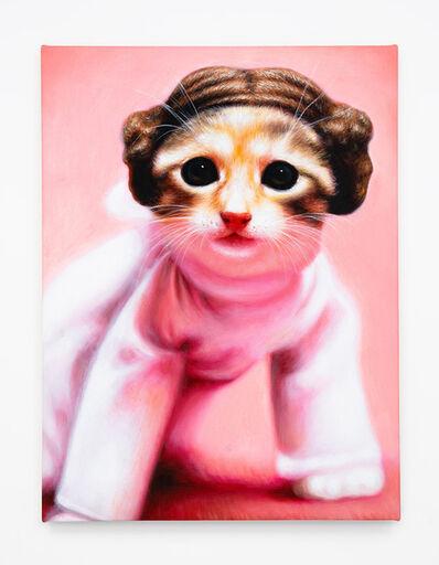 Daniel Handal, 'Princess Leia Kitty (Cinnamon Tabby)', 2015