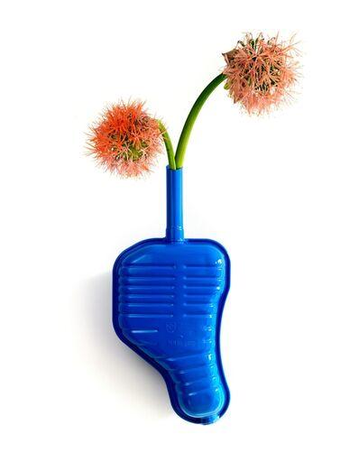 Frank Bruggeman, 'Exhaustpipe-vase 'Astra'', 2012