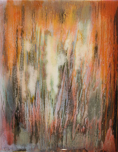 Arturo Mallmann, 'Going Upwards'