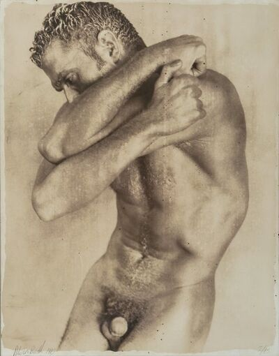 Alvin Booth, 'Untitled (Male Nude)', 1995