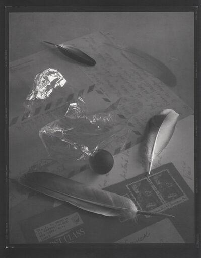 Josef Sudek, 'Airmail Memories for Dr. Brumlik', ca. 1971