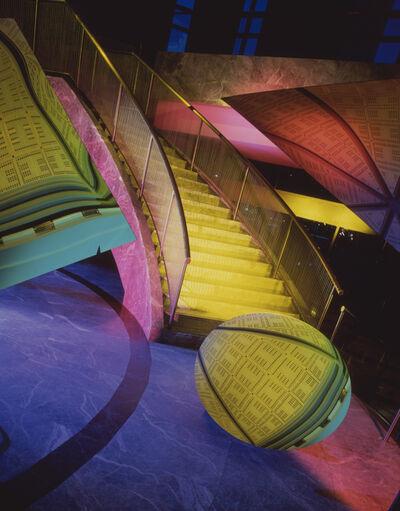 Barbara Kasten, 'Architectural Site 7, July 14, 1986', 1986