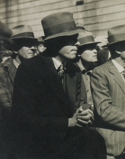 Dorothea Lange, 'San Francisco Waterfront (demonstration).', 1934